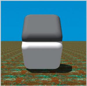 cuadrado cubo B ni N grises