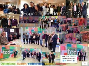 especial fin año entre todos DiotOcio 2013