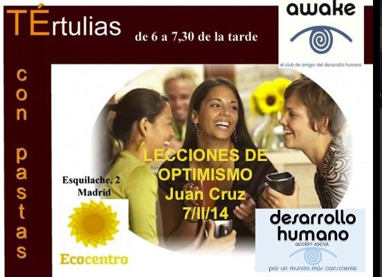 optimimismo DIOtOCIO-