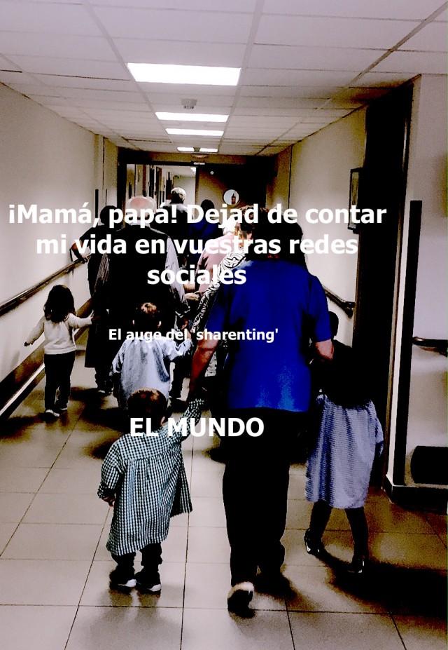 sharenting niños en la red DiotOcio